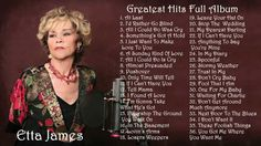 ETTA JAMES - Greates Hits Full Album | Best songs of Etta James