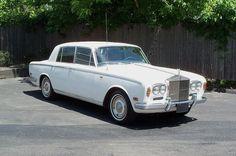 1969 Rolls-Royce Silver Shadow Series