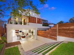 Photo of a concrete house exterior from real Australian home - House Facade photo 246470