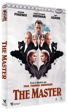 Nouveau concours: THE MASTER 2 DVD et 1 BLU-RAY A GAGNER