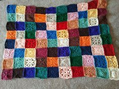 Ravelry: Project Gallery for Andante Throw pattern by Kim Guzman