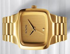 The Big Player Watch by Nixon - $275