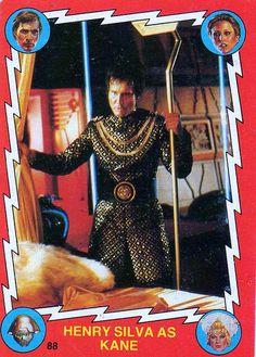 Buck Rogers in the 25th Century trading card