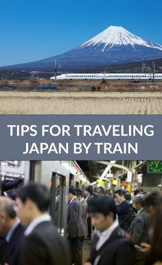 10 Tips for Traveling Japan by Train