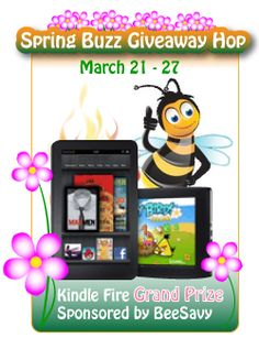 MamaNYC Spring Buzz Giveaway Hop: Enter to WIN $100 Target Gift Card & Grand Prize Amazon KINDLE Fire! Ends 3/27 @ http://wp.me/p1TIyz-2Ap