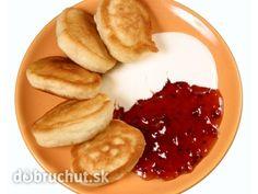Nekysnuté lievance Slovak Recipes, Czech Recipes, Russian Recipes, Pancakes, Sweets, Snacks, Baking, Czech Food, Breakfast