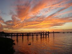 This stunning sunset is only one of the fabulous wheelchair accessible attractions throughout Florida, The Sunshine State—it's just a vacation away!
