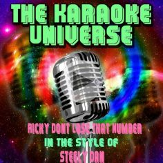 Listen to 'Ricky Dont Lose That Number (Karaoke Version) [in the Style of Steely Dan]' by Karaoke Universe from the album 'Ricky Dont Lose That Number (Karaoke Version) [in the Style of Steely Dan]' on @Spotify thanks to @Pinstamatic - http://pinstamatic.com