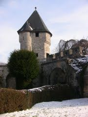 Castle 'Beaufort' in Maastricht