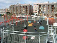 Playtop at Westerdok, Amsterdam