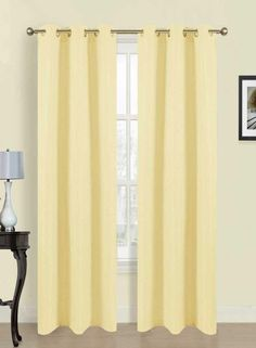 Blended Curtain Panels