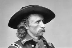 George Custer From New Rumley Ohio was an American military commander and brevet general who in 1876 led 210 men into battle at Little Bighorn against Native Americans. Custer and his men were killed. George Custer, American Civil War, American History, Battle Of Little Bighorn, George Armstrong, The Buckeye State, Sitting Bull, Confederate States Of America, Black Presidents