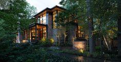 The Home | David's House | David Small Designs