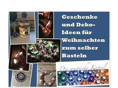 Nespresso Deko & Schmuck Anleitung - Ideen für Weihnachten - die magische (Kaffee-) Kapsel - YouTube