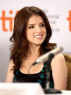 Anna Kendrick - stars in END OF WATCH and THE COMPANY YOU KEEP