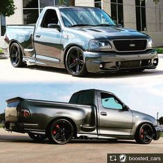 Who doesn\'t love a @whipplesuperchargers supercharged #ford #lightning pickup?  We definitely want one!  PM us for great deals on everything from blowers to tires.  #automafiaracing #musclecar #musclecars #ford #supercharged #whipple #lighting #fordlightning #svt #partspassionperformance #jointhefamily