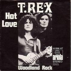 T. Rex. Hot Love 1971