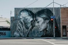 This site presents a complete painting wallpaper images, presented to you seekers of information about wallpapers and painting images. East Los Angeles, Downtown Los Angeles, Street Art Photography, Original Wallpaper, Mural Painting, Street Art Graffiti, Street Artists, Op Art, Urban Art