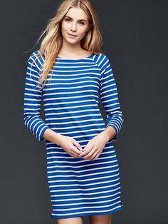 Sailor stripe shift dress Product Image