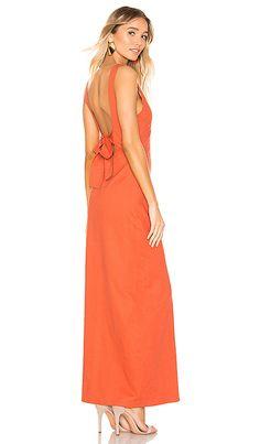26d66df4263 Redondo Maxi Dress in Burnt Orange Burnt Orange Bridesmaid Dresses