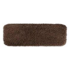 Serendipity 22 x 60 in. Bath Rug Chocoalte - SER-2260-14, GARL025-5