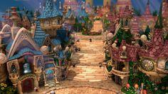 ArtStation - Fat Princess Adventrures, Chris Mott