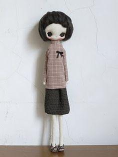 Evangelione doll