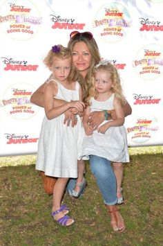 Alyssa Milano, Johnny Knoxville, Breckin Meyer, Rebecca Gayheart, Ian Ziering among Celebrity Families Attending Disney Junior's Pirate and Princess Power of Doing Good Event at Kidspace Children's Museum in Pasadena Chelsea C, Ian Ziering, Disney Events, Rebecca Gayheart, Princess Power, Eric Dane, Disney Stars, Disney Junior, Alyssa Milano