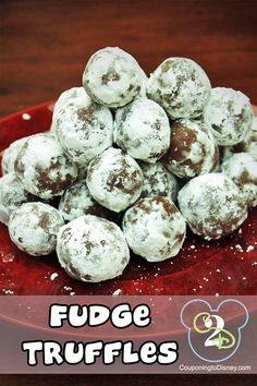 Almost everyone loves chocolate, right?  However, making fudge is not easy.  Until now!  These fudge truffles are so simple to make and I guarantee you will love them!