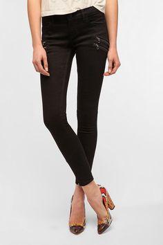 BDG Zipper Jean  urban outfitters