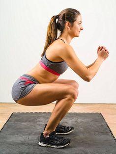Haluatko kapean vyötärön ja lujan lihaskunnon? Et tarvitse mutkikkaita treenejä etkä välineitä.