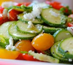 Needless to say, this salad was light, refreshing and full of flavor.  I've actually made it several...