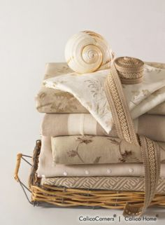Natural Beauty Fabric Collection
