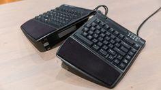 Kinesis Freestyle 2 Keyboard /w VIP3