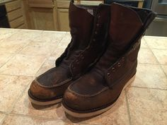 Red Wing Red Wing Boots, Cool Boots, Wedge Boots, Combat Boots, Wedges, Shoes, Fashion, Boots, Moda