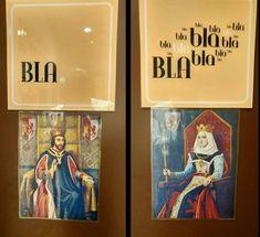 Cafeteria Matasiete  en León.  Aunque ya sea clásico el bla bla bla..., es muy original por las imágenes.