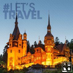 Venha com a Clube Turismo conhecer os magníficos castelos nas montanhas da Romênia e muitos outros lugares incríveis.