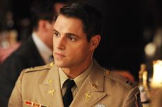 Pin for Later: If You Aren't Crushing on Sam Page, You Should Be Another uniform moment! (Sigh.) Source: AMC