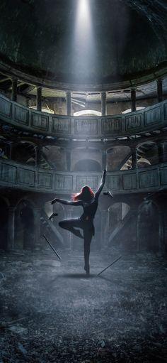 Black Widow The Dance 4k Wallpapers   hdqwalls.com