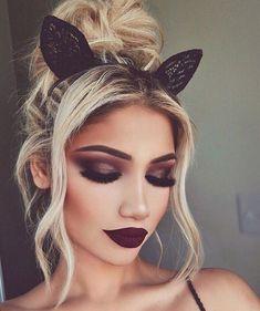 Eye Makeup Tips.Smokey Eye Makeup Tips - For a Catchy and Impressive Look Prom Makeup, Makeup Geek, Makeup Inspo, Wedding Makeup, Makeup Inspiration, Makeup Tips, Beauty Makeup, Hair Beauty, Makeup Ideas