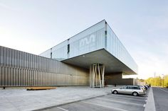 Faculty of Business Studies of Mondragon University / Hoz Fontan Arquitectos | ArchDaily