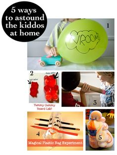 Fun Kid Activities