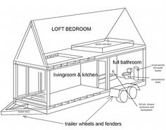 Tiny house  Floor plans and Tiny house on wheels on PinterestBat House Plans  House Floor Plans  Tiny Houses Floor Plans  Tiny House Layout  Tiny House On Wheels  Tiny House Ideas  Wheels Tiny  Tiny Home Plans