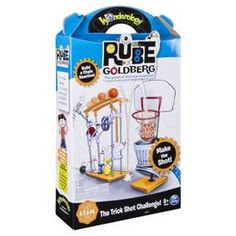 Rube Goldberg - The Trick Shot Challenge : Target