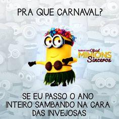 Pra que Carnaval