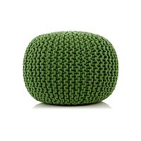 Knitted Pouffe - Green, read reviews and buy online at George at ASDA. Shop from our latest range in Home & Garden. This chunky, knit textured pouffe is cosy...