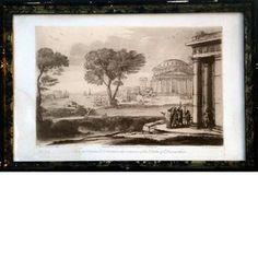 Richard Earlom (1743-1822), etsning, mezzotint ; nr 179