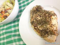 Pollo rebozado light #Recetas #RecetasFáciles #Cena #CenaLigera #Dinner #Pollo