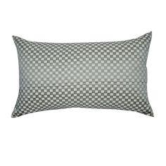 Geometric Decorative Lumbar Pillow
