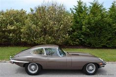 // 1970 Jaguar E-Type Coupe